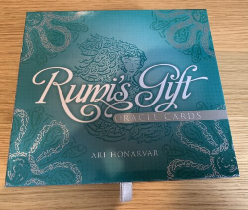Reading & Receiving Messages With Rumi's Gift Oracle Cards