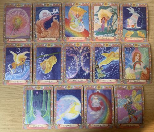 Reading & Reviewing The Tarot of the Kingdoms