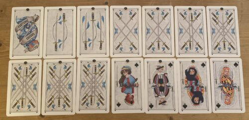 Reading & Reviewing The Auset Gypsy Tarot
