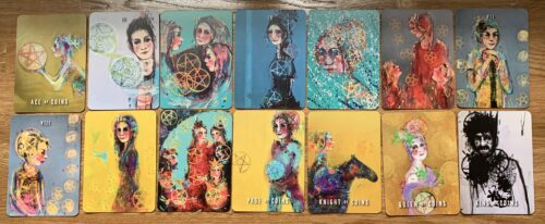 Painting & Perfecting Divination With The Painted Tarot & The Painted Runes
