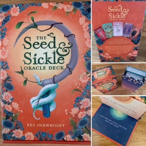 Dawn & Dusk Divination with The Seed & Sickle Oracle Deck