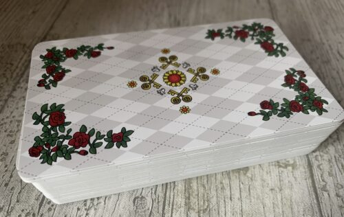 Shuffling Through The Shiny New SmithTiny Tarot Ver 2.5